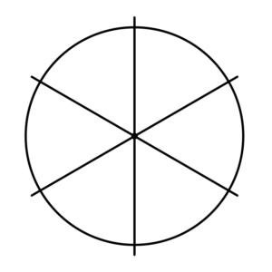 Рисунок 4 Вид под другим углом, усиливающий ближайшие значения.
